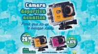 New Promotion: Aquatic Sports Camera